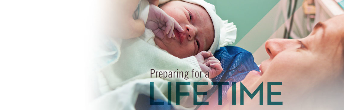 Preparing for a Lifetime-Infant Mortality Reduction