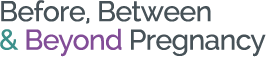Before, Between, Beyond Logo